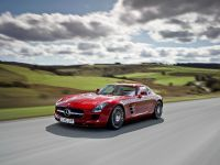 2010 Mercedes-Benz SLS AMG, 4 of 36