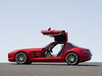 2010 Mercedes-Benz SLS AMG, 10 of 36