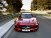 2010 Mercedes-Benz SLS AMG, 13 of 36