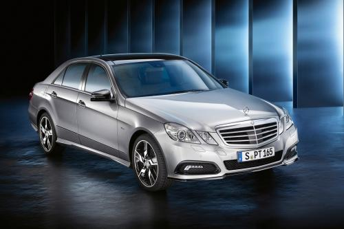 MercedesSport пользовательские компоненты для Mercedes-Benz E-Class