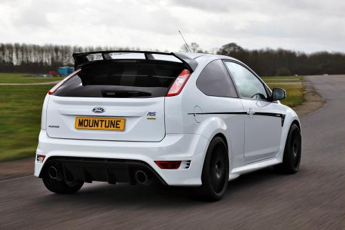Mountune повышает Ford Focus RS