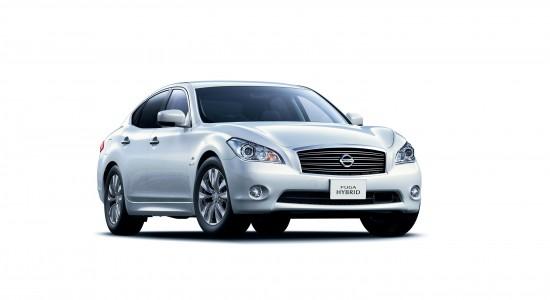 Nissan Fuga Hybrid