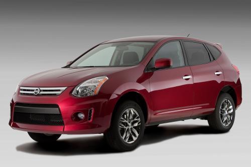 Nissan Rogue Krōm Edition попадет на рынок в декабре 2009 года