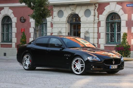 NOVITEC Maserati Quattroporte S