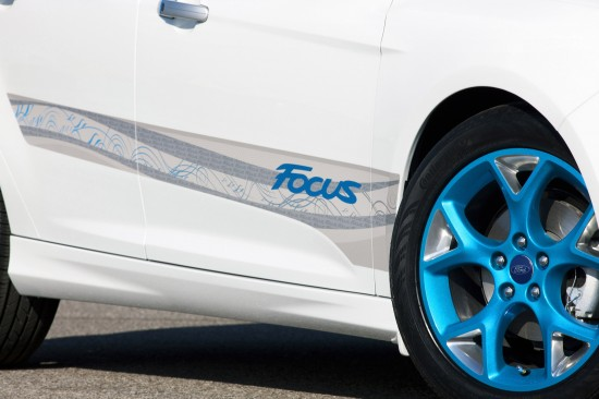 Personalization Ford Focus