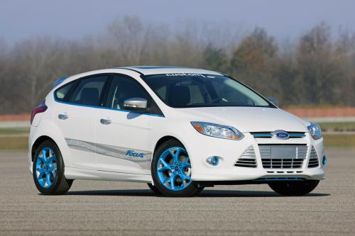 2012 Ford Focus специальные выпуски - Персонализация, FSWerks и 3dCarbon