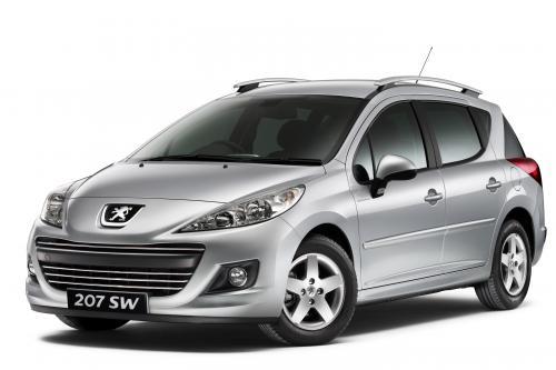 2010 Peugeot 207 Millesim будут доступны в июне