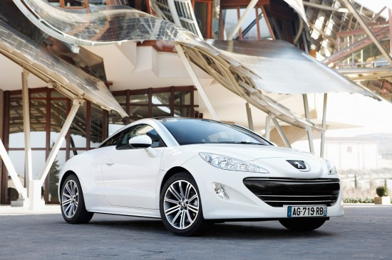 Peugeot RCZ Sports Coupe