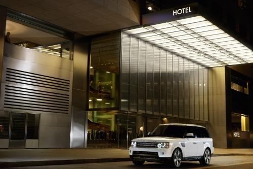 Land Rover sport в Motorexpo Лондон