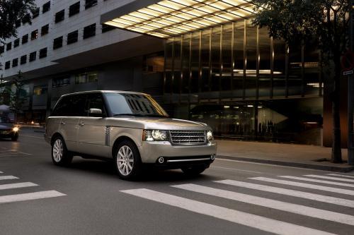 Land Rover - новый ассортимент