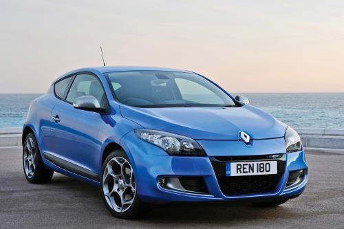 Renault Megane GT и GT Line