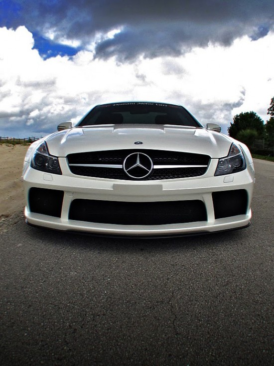 Renntech Mercedes-Benz SL65 AMG V12 Biturbo Black Series