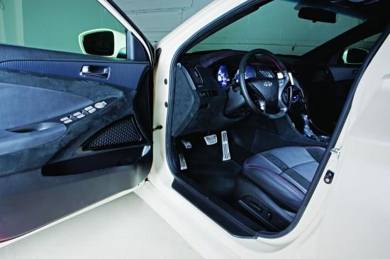 RIDES Sonata 2.0T