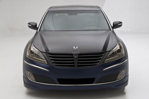 Hyundai Equus RMR Signature Edition дебютирует на выставке SEMA 2010