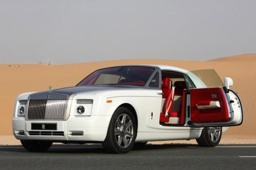 Rolls-Royce Phantom Coupe Шахин - mighty eagle
