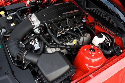 2010 SALEEN 435S - доступный высокопроизводительный спортивный автомобиль