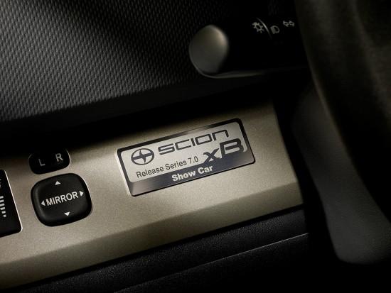 Scion xB Release Series 7.0