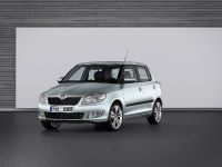 2010 Skoda Fabia Facelift , 1 of 2