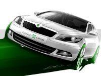 2010 Skoda Octavia Green E Line Concept, 2 of 28