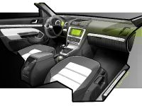 2010 Skoda Octavia Green E Line Concept, 19 of 28