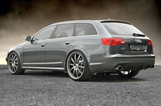 Sportec Audi RS6