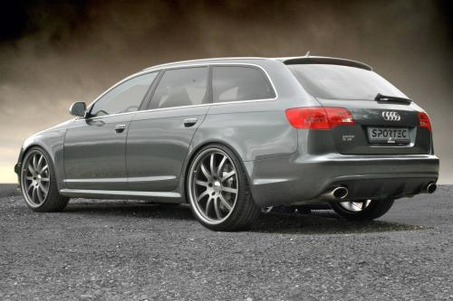 APS представлена Sportec Audi RS6 мощностью обновления