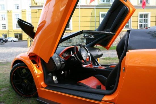 Status Design Lamborghini Murcielago