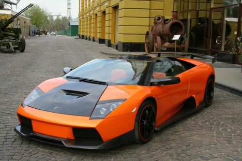 Lamborghini Murcielago уточнен Статус авто дизайн - фотография lamborghini