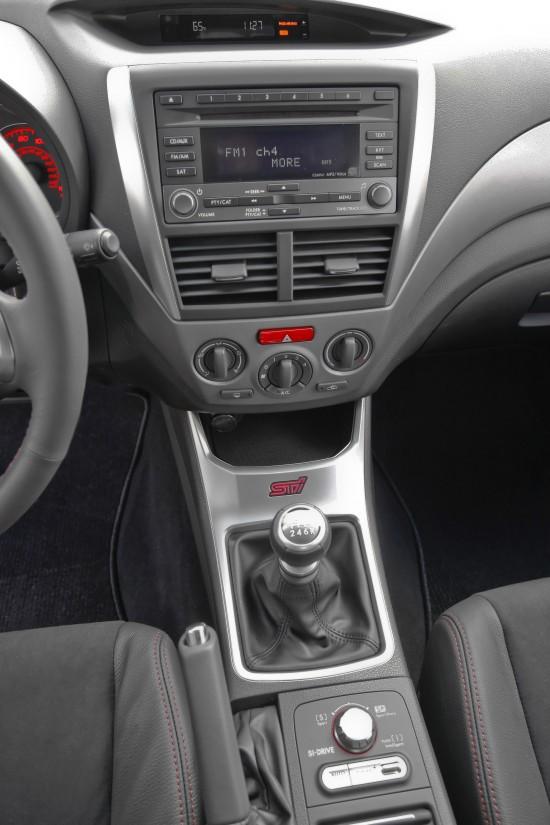 Subaru Impreza WRX STI Special Edition