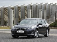 2010 Subaru Legacy Sports Tourer, 1 of 2