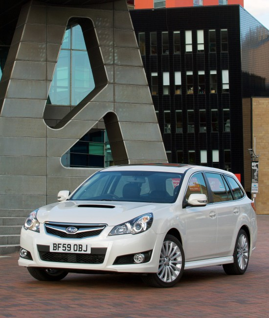 Subaru Legacy Tourer