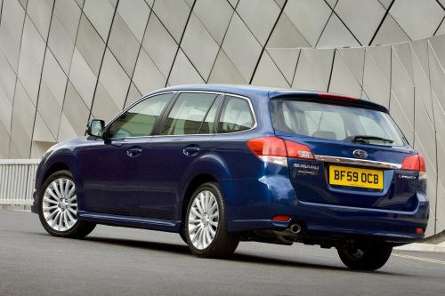 Все новые 2010 Subaru Legacy Tourer