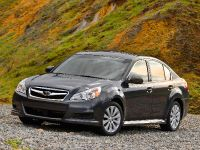 Subaru Legacy Sedan 2.5i, 10 of 10