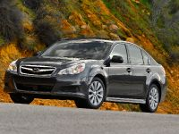 Subaru Legacy Sedan 2.5i, 7 of 10