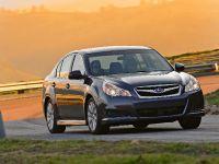 Subaru Legacy Sedan 2.5i, 4 of 10