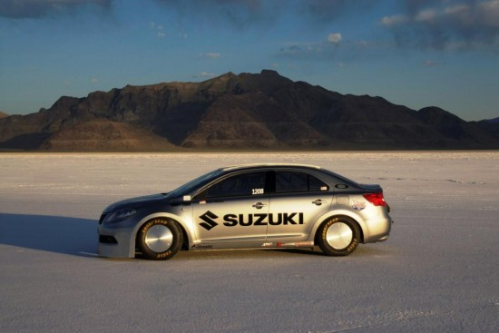 Suzuki Kizashi Bonneville Special
