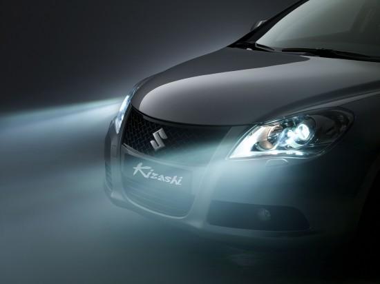 Suzuki Kizashi Sedan
