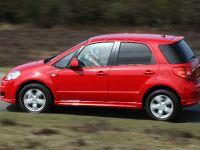 2010 Suzuki SX4, 8 of 10