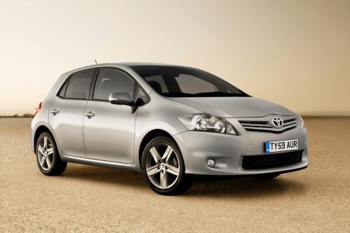 Toyota Объявляет Auris 2010