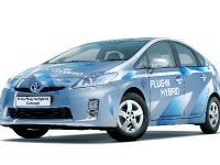 2010 Toyota Prius Plug-in Hybrid Concept, 4 of 4