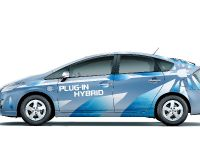 2010 Toyota Prius Plug-in Hybrid Concept, 2 of 4