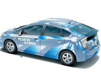 2010 Toyota Prius Plug-in Hybrid Concept, 1 of 4
