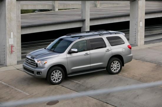Toyota Sequoia Platinum