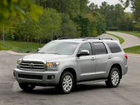 2010 Toyota Sequoia Platinum, 12 of 14