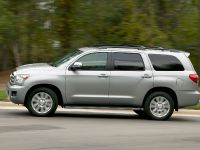 2010 Toyota Sequoia Platinum, 6 of 14