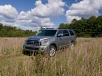 2010 Toyota Sequoia Platinum, 4 of 14
