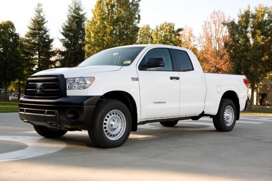 Toyota Tundra Work Truck Package