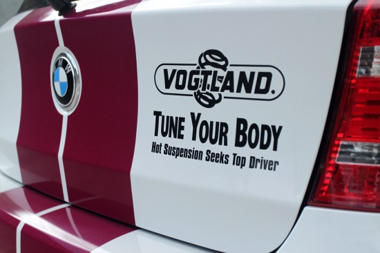 VOGTLAND show vehicles