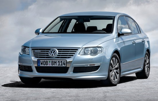 Volkswagen BlueMotion range