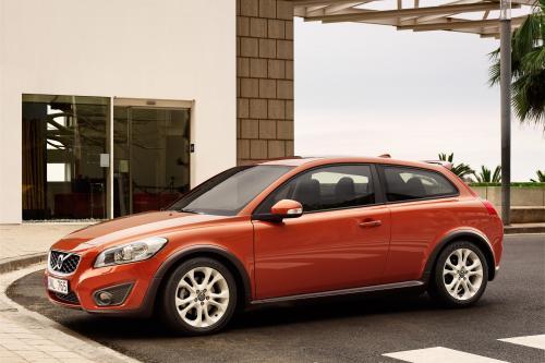 2010 Volvo C30 Подтяжка Лица
